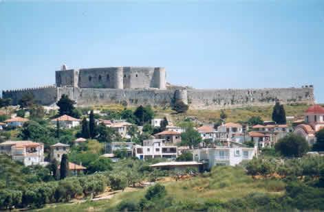 Kastro Kyllini Greece images